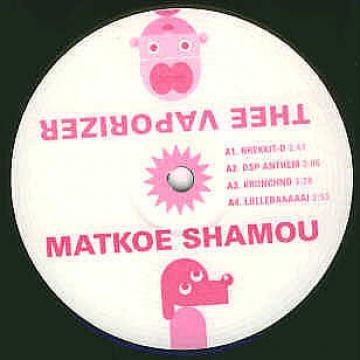 Thee Vaporizer Matkoe Shamou